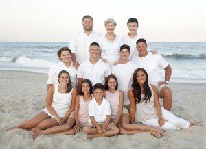 Spring Lake Family Portrait Photographer
